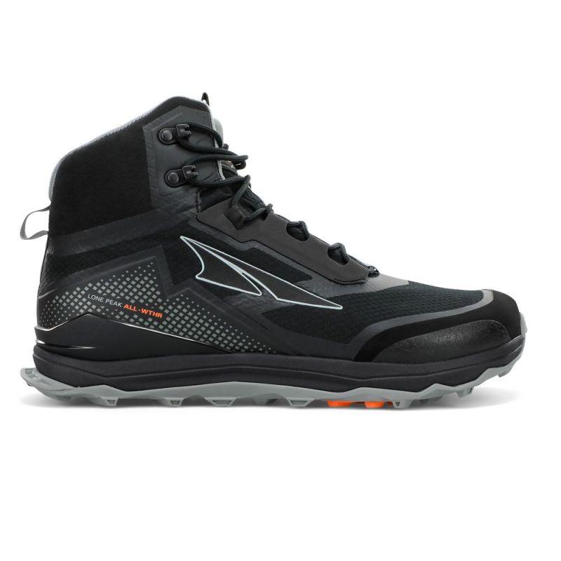 Altra Lone Peak ALL-WTHR Mid - Trail running shoes - Men's