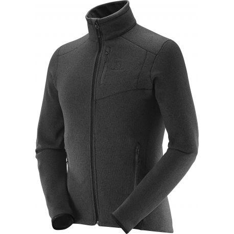 Salomon - Bise Fz M - Fleece jacket - Men's