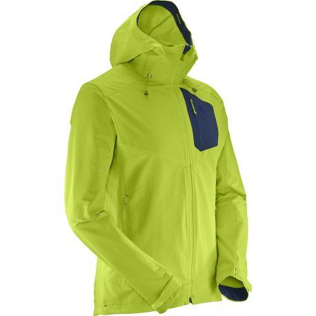 Salomon - Ranger Softshell Jkt M - Softshell jacket - Men's