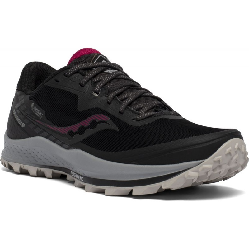 Saucony Peregrine 11 Gtx - Trail running shoes - Women's