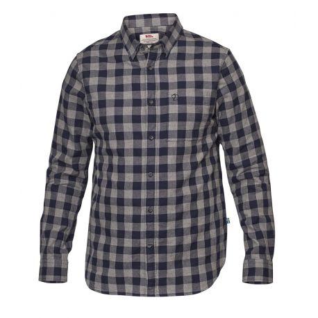 Fjällräven - Övik Check Shirt LS - Shirt - Men's