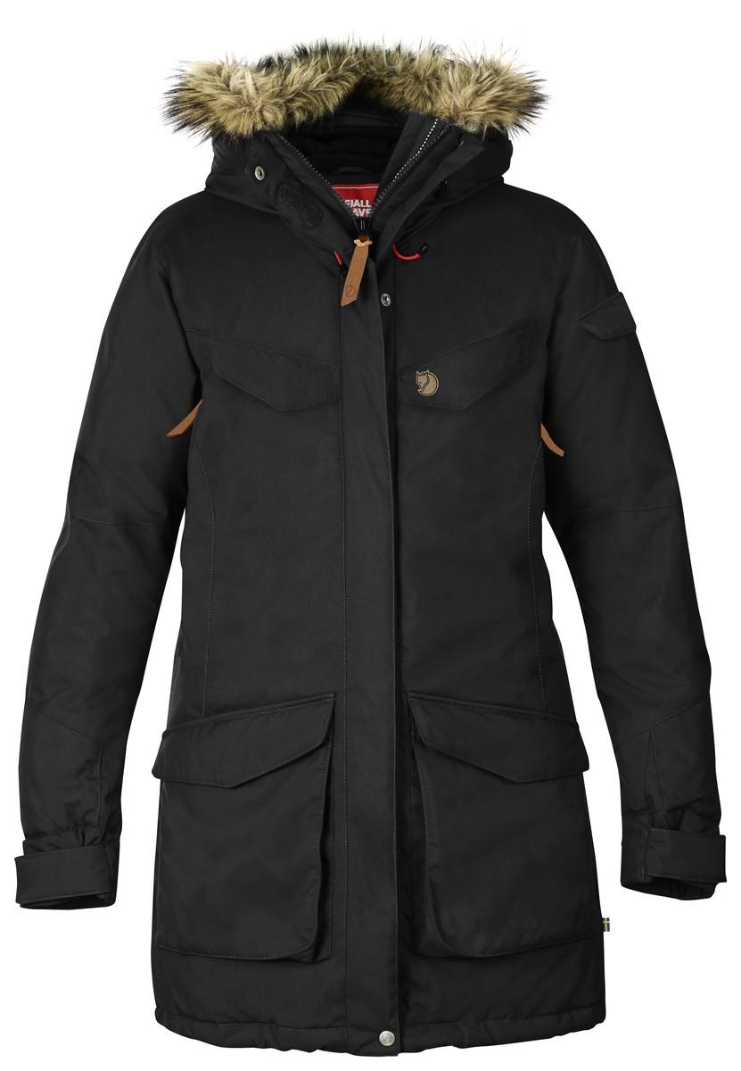 Fjällräven - Nuuk Parka W - Outdoor jacket - Women's
