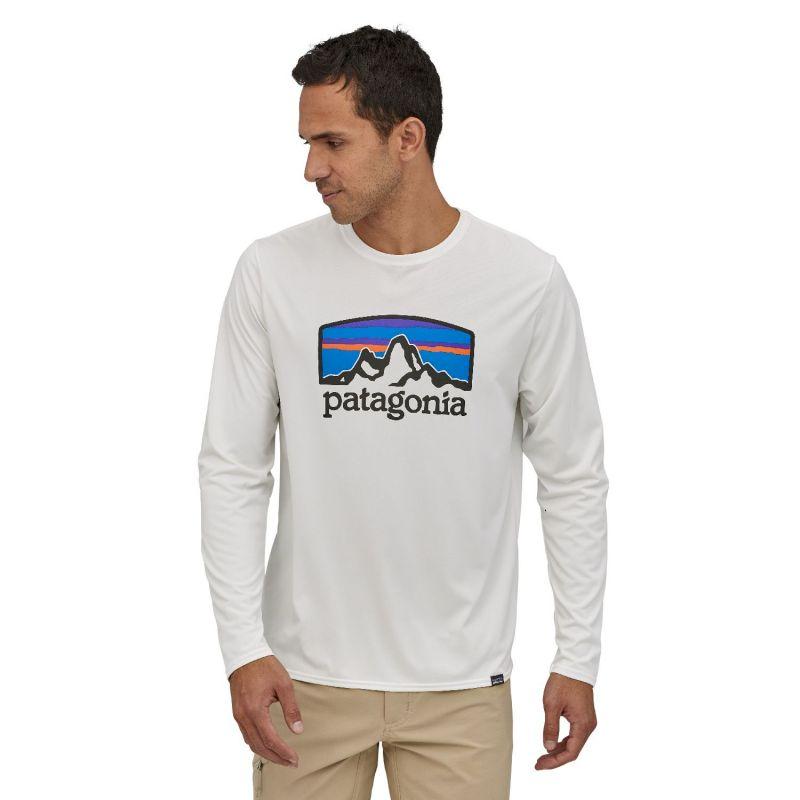 Patagonia L/S Cap Cool Daily Graphic Shirt - Men's