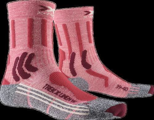 X-Socks Trek X Linen Lady - Walking socks - Women's