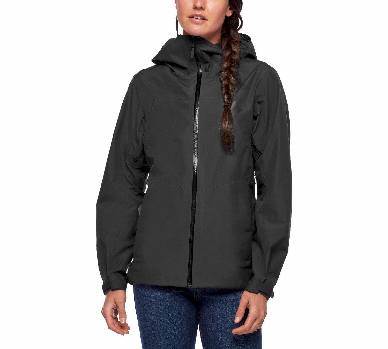 Black Diamond - Liquid Point Shell - Hardshell jacket - Women's