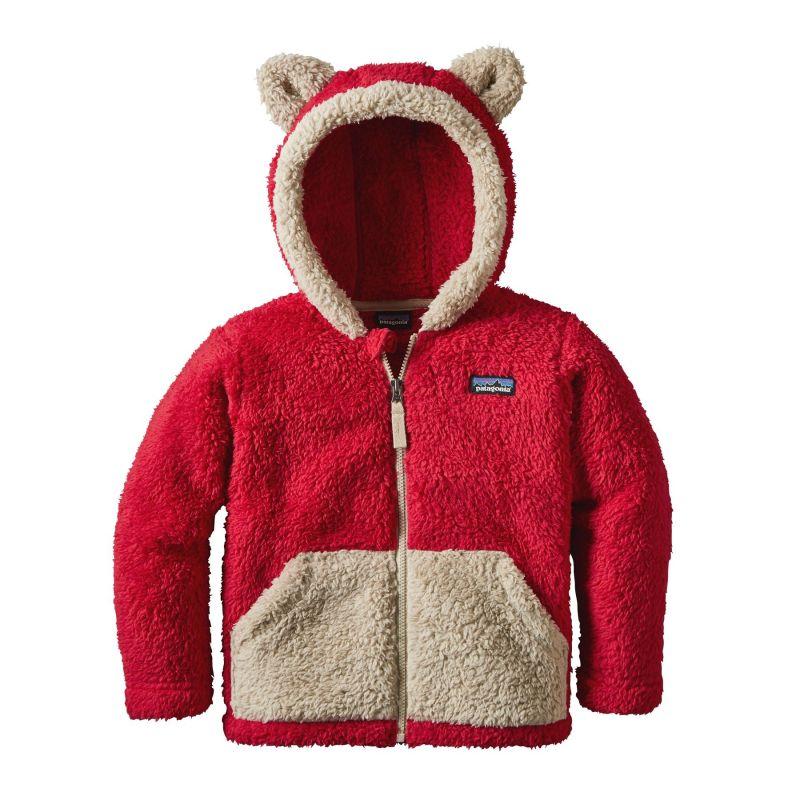 Patagonia - Baby Furry Friends Hoody - Fleece jacket - Kids