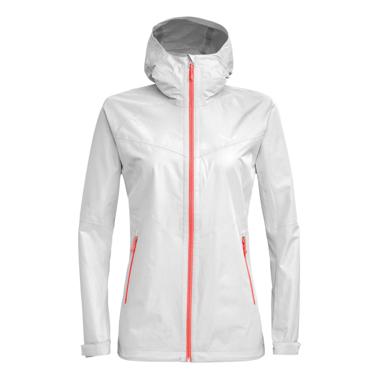 Salewa - Puez (Aqua 3) Powertex W Jacket - Hardshell jacket - Women's
