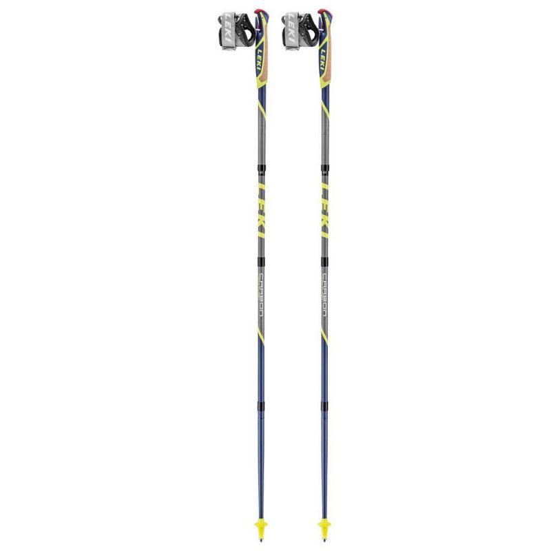 Leki Micro Flash Carbon - Running poles