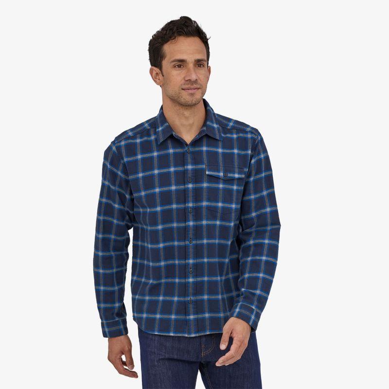 Patagonia - Long-Sleeved Lightweight Fjord Flannel Shirt - Shirt - Men's