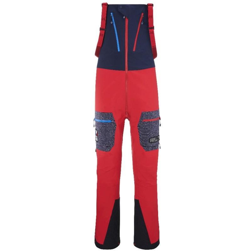 Millet Trilogy GTX Denim Bib - Hardshell trousers - Men's