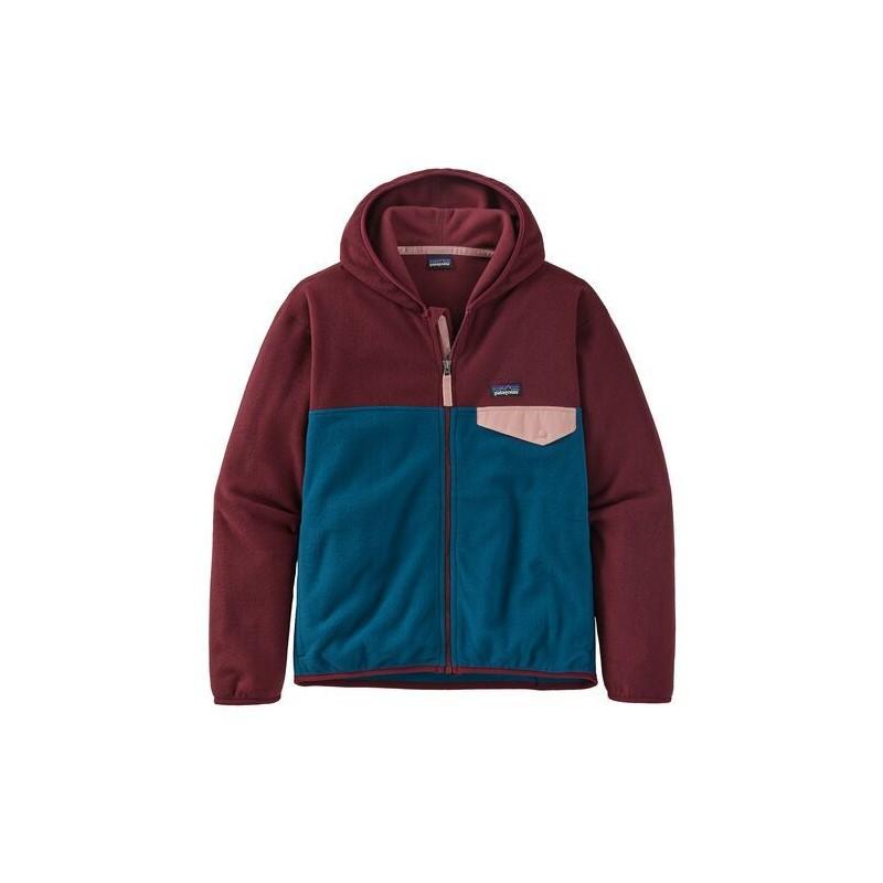 Patagonia Micro D Snap-T Jacket - Fleece jacket - Girls'