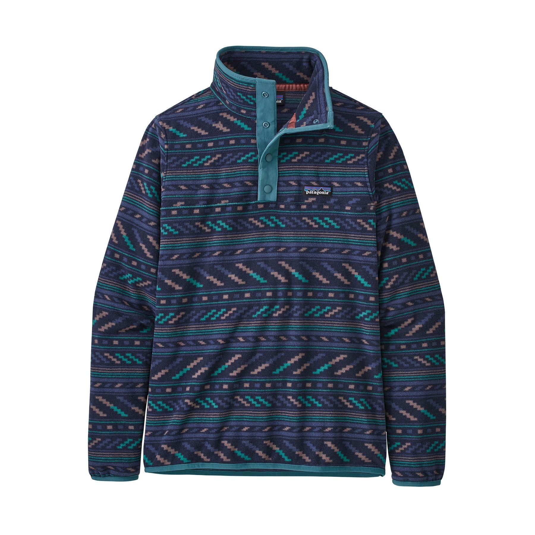 Patagonia Micro D Snap-T P/O - Fleece jacket - Women's