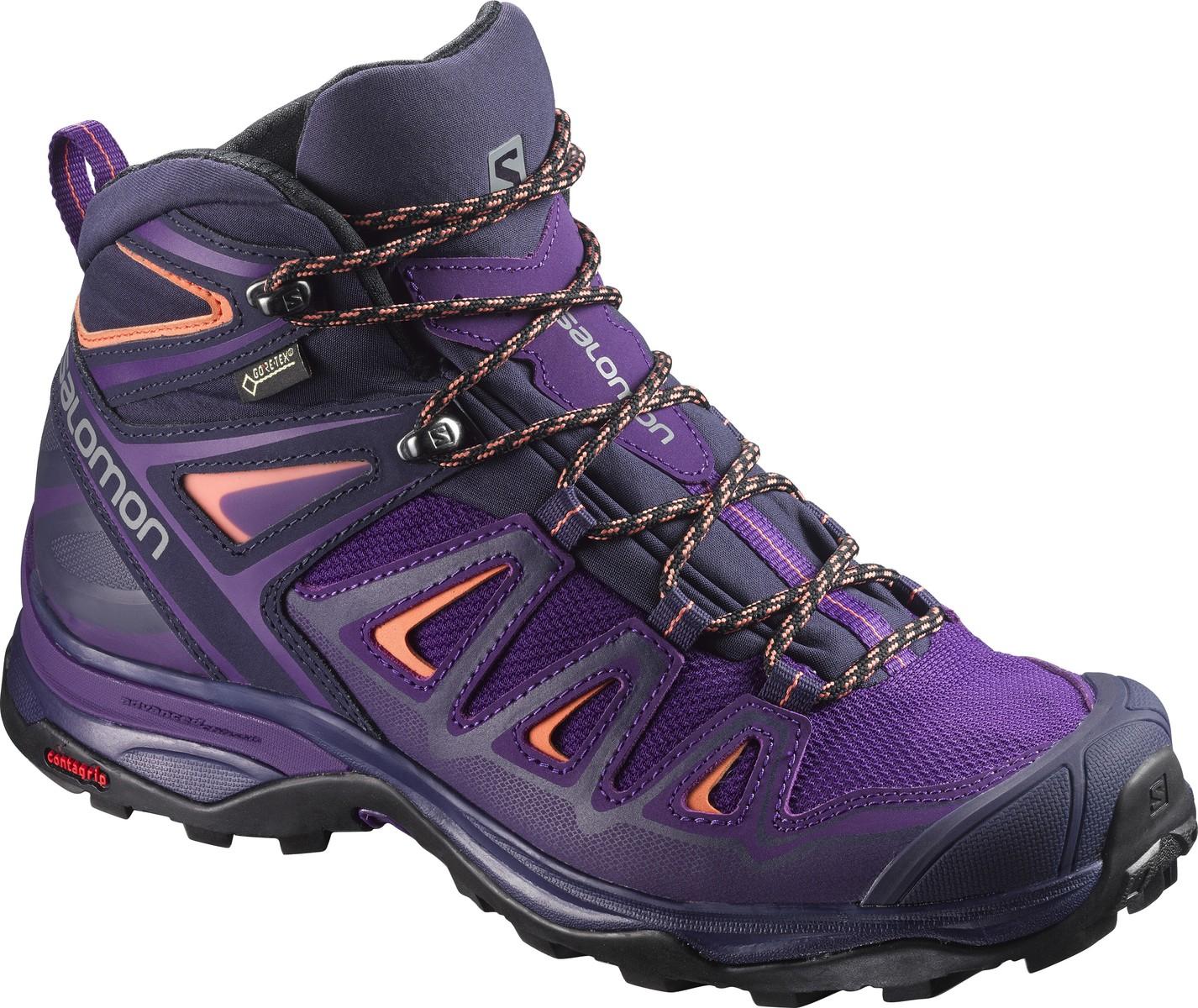 Salomon - X Ultra 3 Mid GTX® W - Walking Boots - Women's