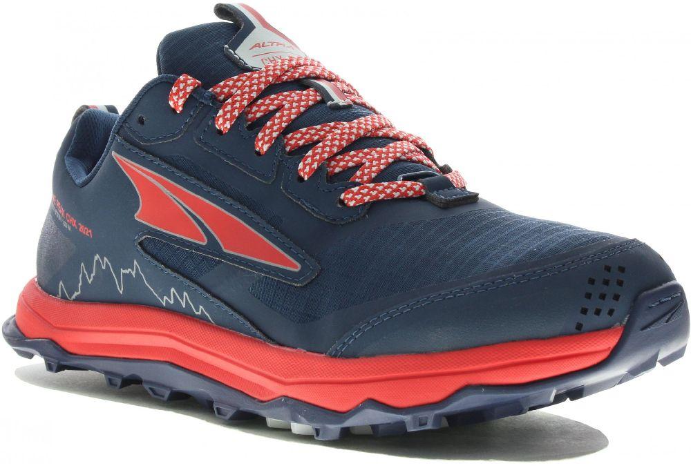 Altra Lone Peak 5 Chamonix - Trail running shoes - Women's