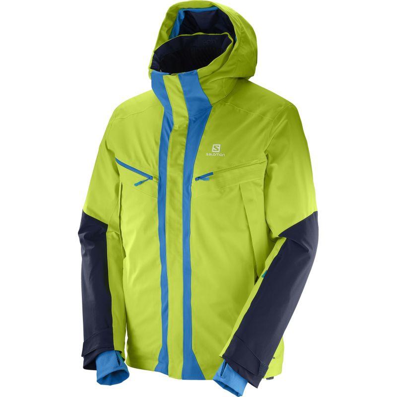 Salomon - Icecool Jkt M - Ski jacket - Men's