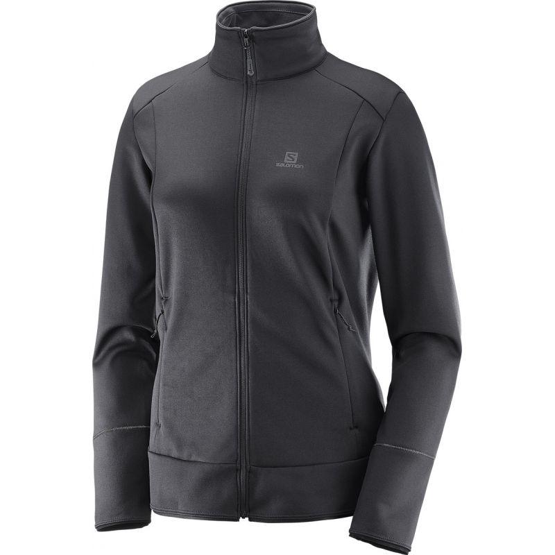 Salomon - Discovery FZ W - Fleece jacket - Women's