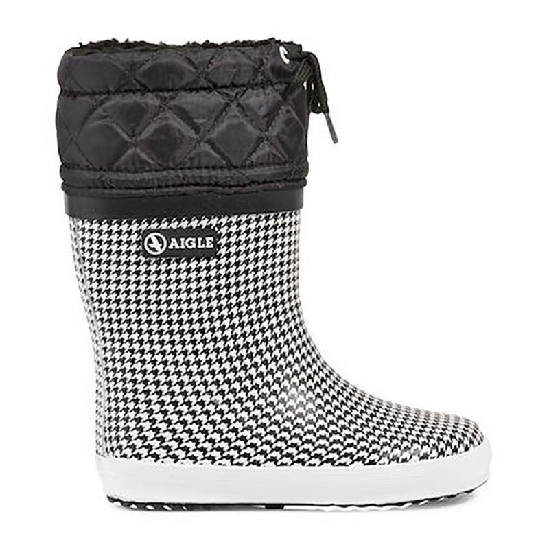 Aigle Giboulee Print - Snow boots - Kids