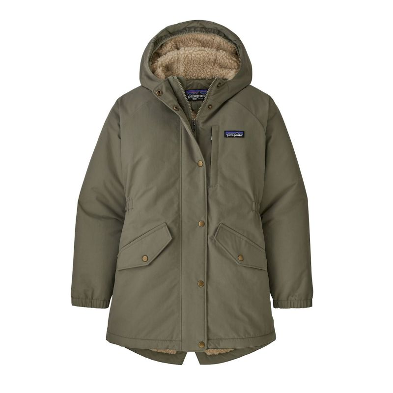 Patagonia Girls' Insulated Isthmus Parka - Parka - Kids