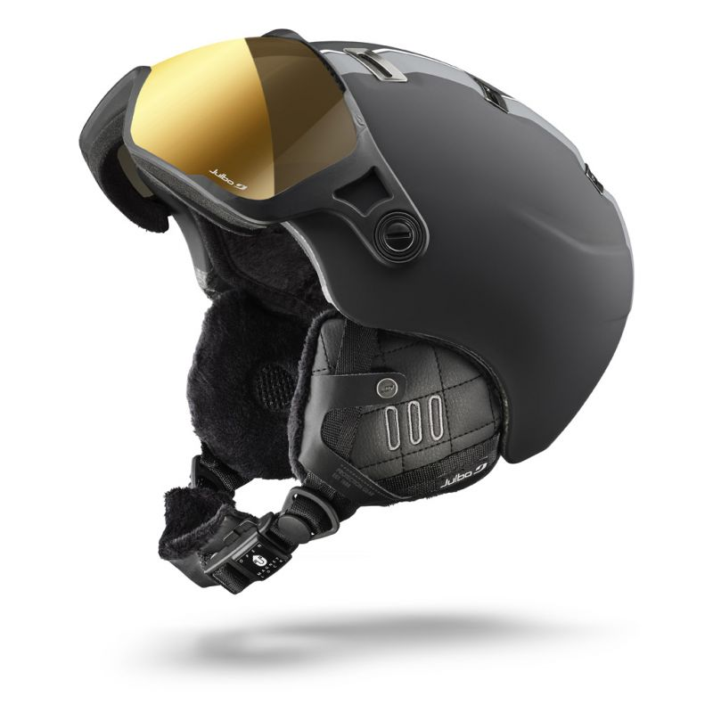Julbo - Sphere Zebra - Ski helmet with Visor