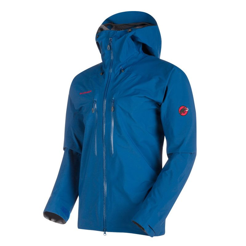 Mammut - Meron HS Hooded Jacket - Hardshell jacket - Men's
