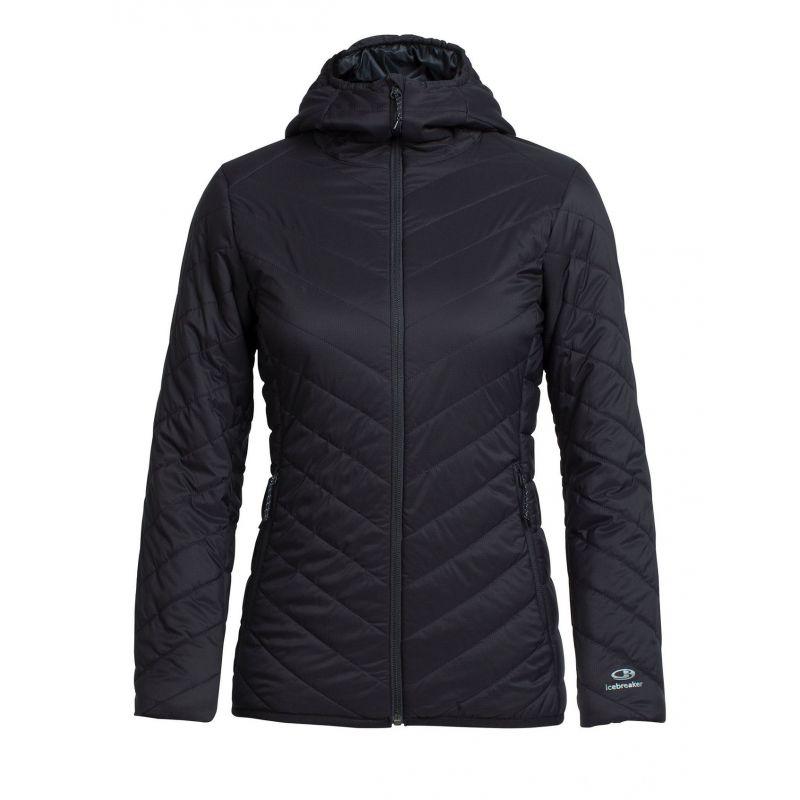 Icebreaker - Merinoloft Hyperia Hooded Jacket - Down jacket - Women's