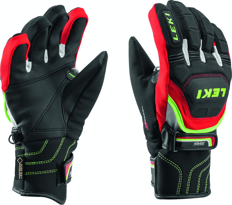 Leki - Worldcup Race Coach Flex S GTX Junior - Gloves - Kids