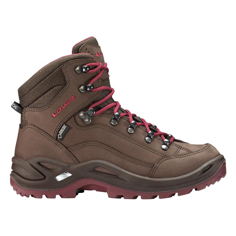Lowa - Renegade GTX® Mid Ws - Walking Boots - Women's