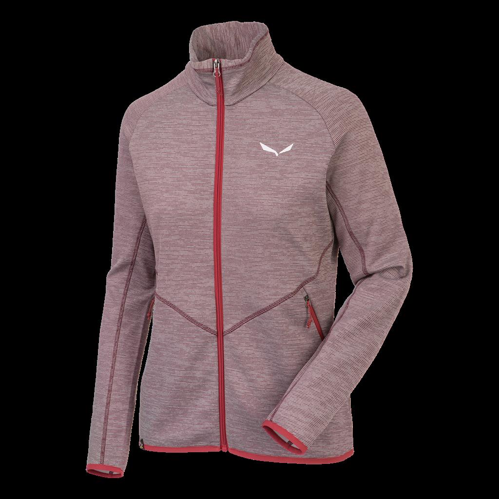 Salewa - Puez Melange Full Zip - Fleece jacket - Women's