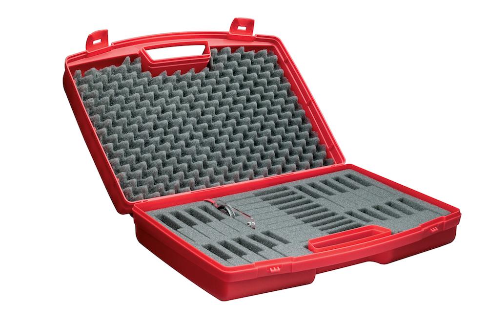 Suunto - Red Plastic Case for Compasses