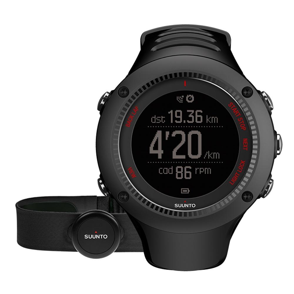 Suunto - Suunto Ambit 3 Run (HR) - GPS Watch