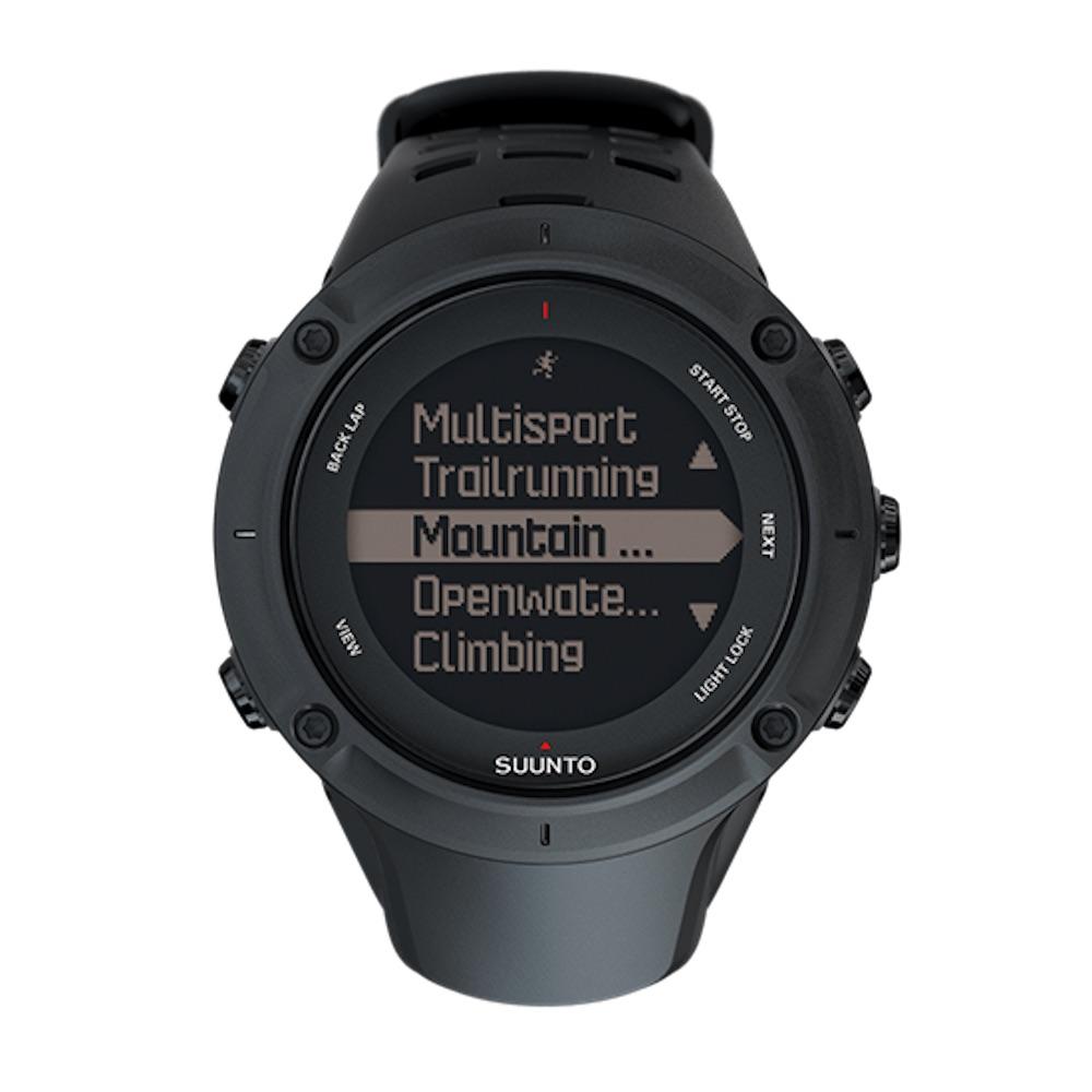 Suunto - Suunto Ambit 3 Peak Black - GPS Watch