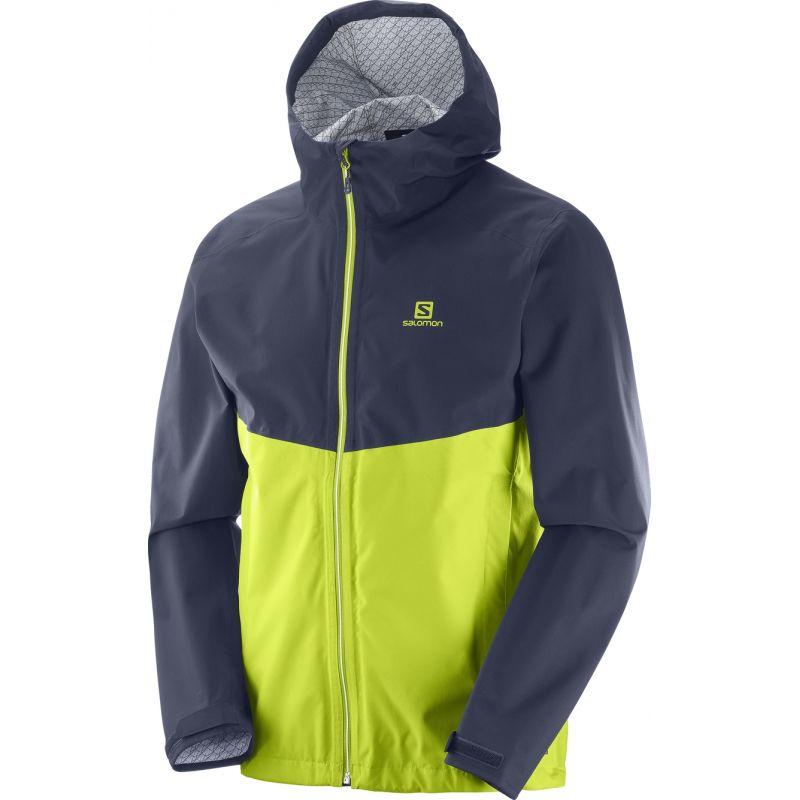 Salomon - La Cote Flex 2.5L Jkt M - Hardshell jacket - Men's