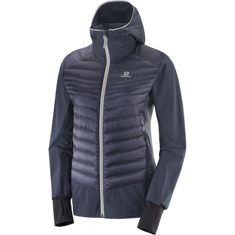 Salomon - Haloes Down Hybrid Hoodie W - Insulated jacket - Women's