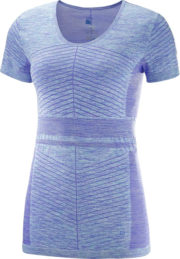Salomon - Elevate Move'On SS Tee W - T-Shirt - Women's
