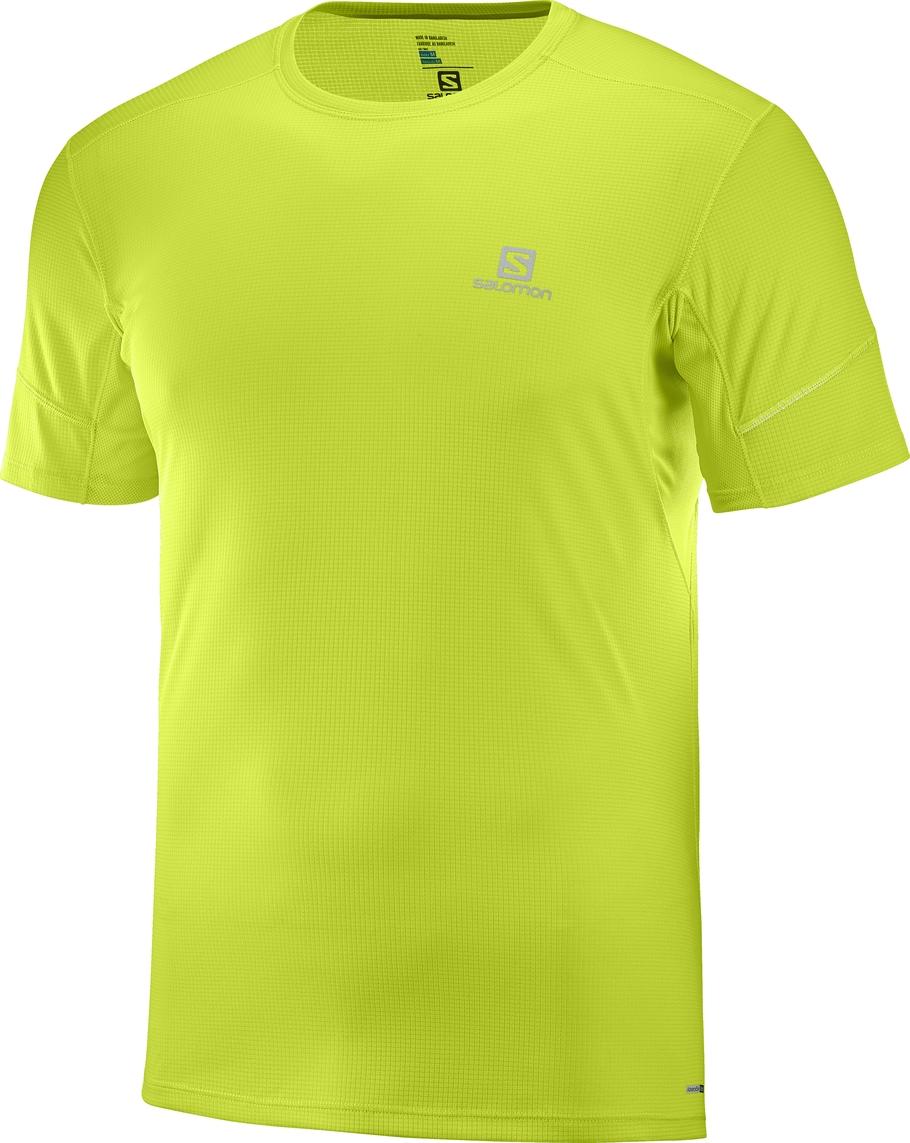 Salomon - Agile Ss Tee M - T-Shirt - Men's
