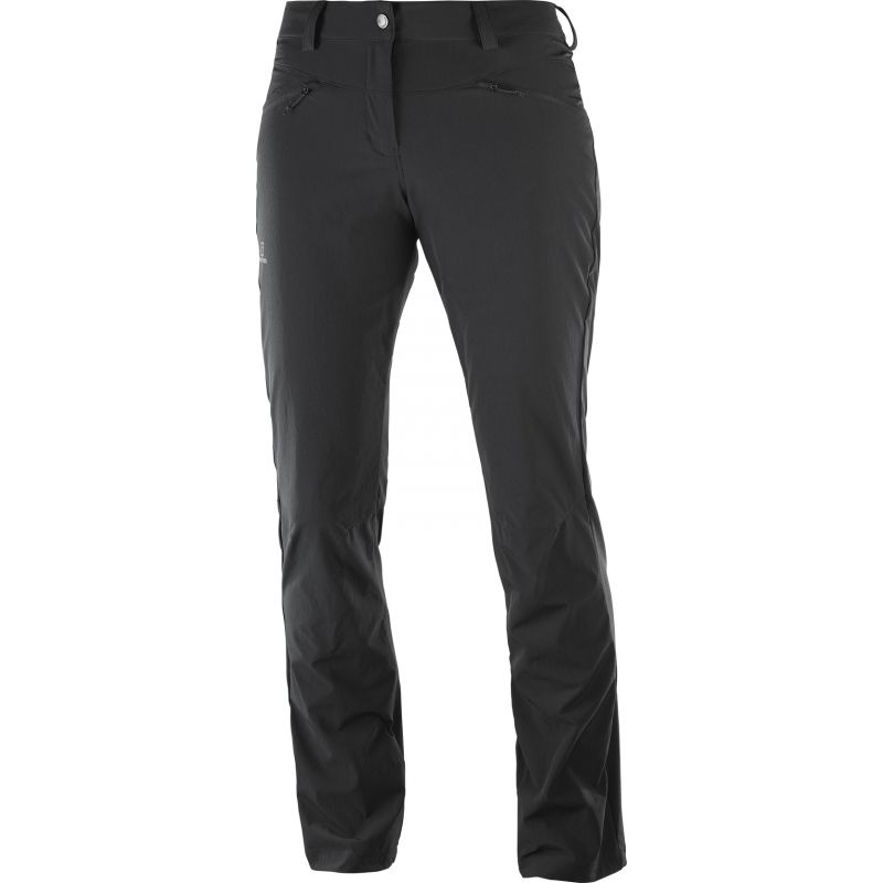Salomon - Wayfarer LT Pant W - Walking pants - Women's