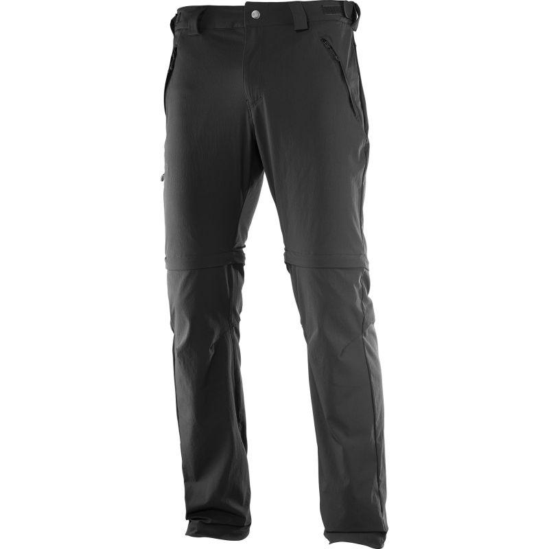 Salomon - Wayfarer Zip Pant M - Trekking trousers - Men's