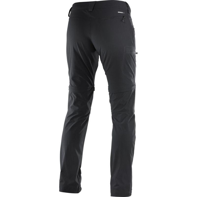 Salomon - Wayfarer Zip Pant W - Walking pants - Women's