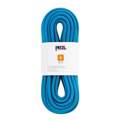 Petzl - Conga 8 mm - 30 m - Climbing Rope