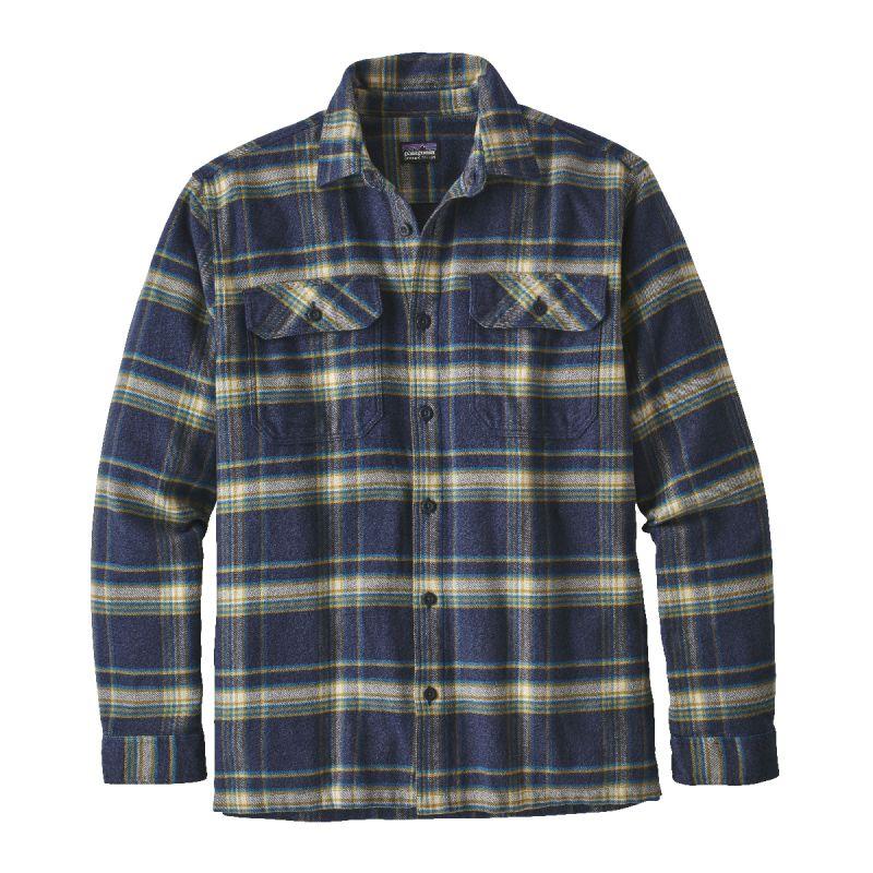 Patagonia - Long-Sleeved Fjord Flannel Shirt - Shirt - Men's