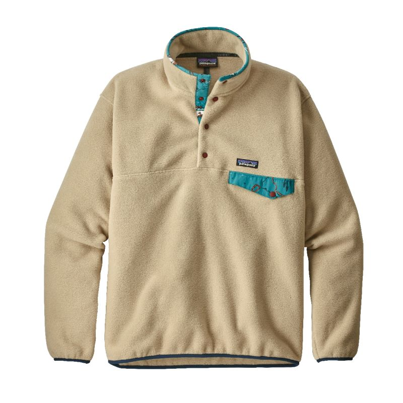 Patagonia - Lightweight Synchilla Snap-T® Pullover - EU Fit - Men's
