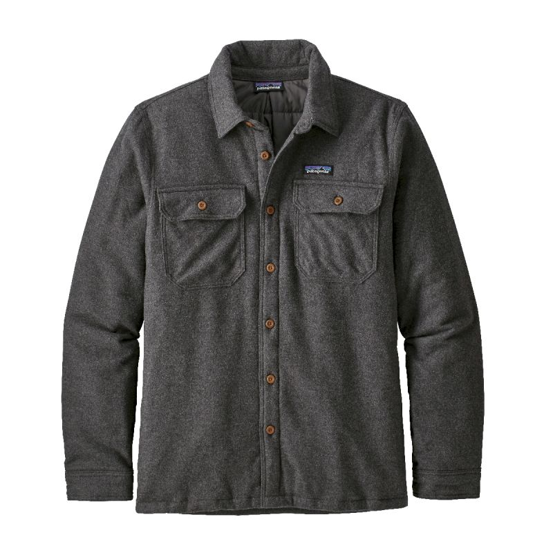 Patagonia - Insulated Fjord Flannel Jacket - Shirt - Men's