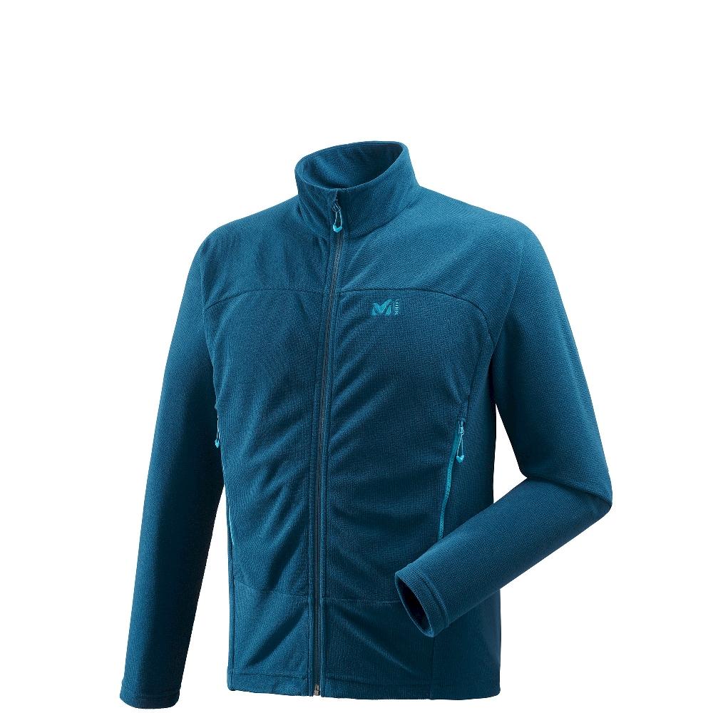 Millet - Vector Grid Jkt - Fleece jacket  - Men's