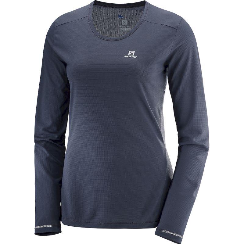 Salomon - Agile LS Tee W - T-Shirt - Women's