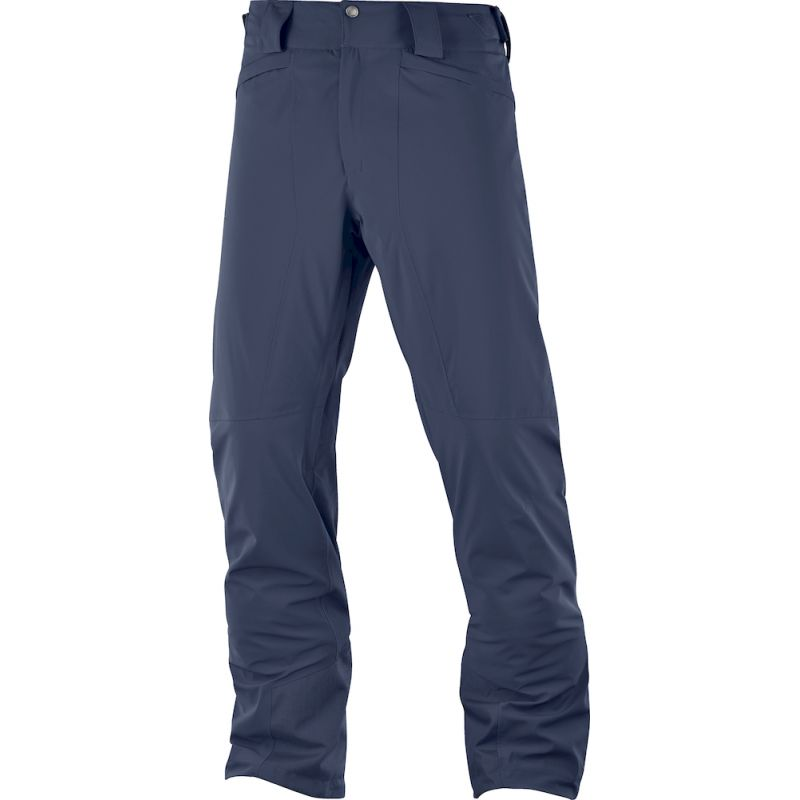 Salomon - Icemania Pant M - Ski trousers - Men's