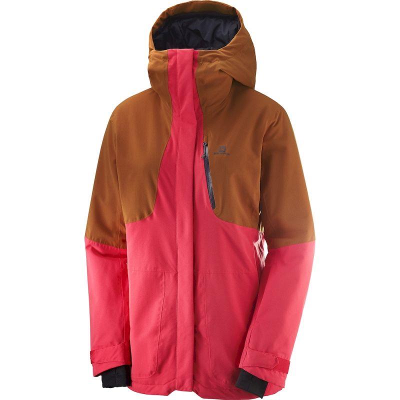 Salomon - Qst Snow Jkt W - Ski jacket - Women's
