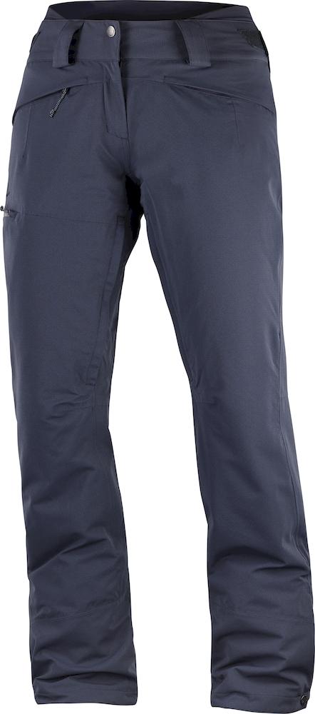 Salomon - Qst Snow Pant W - Ski pants - Women's