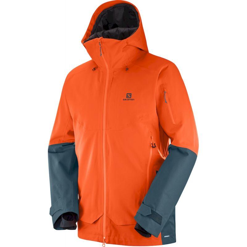 Salomon - Qst Guard Jkt M - Ski jacket - Men's