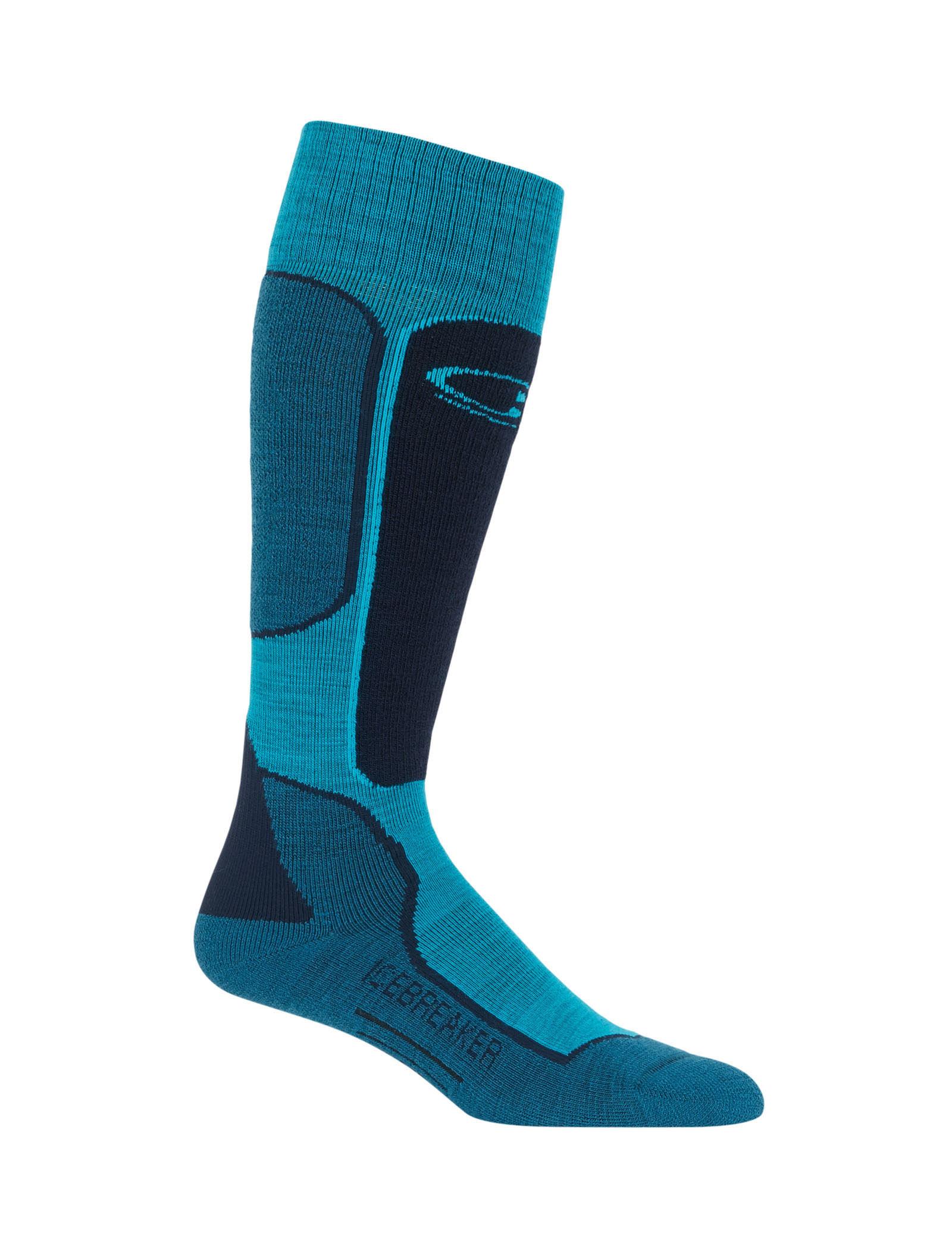 Icebreaker - Ski + Lite Over The Calf - Ski socks - Women's