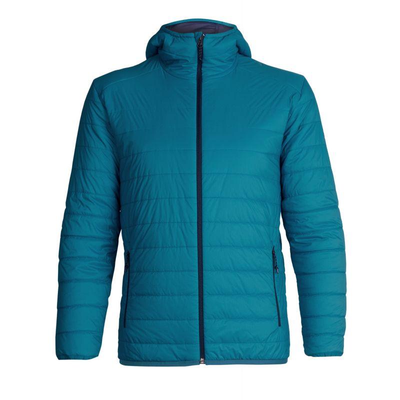 Icebreaker - Merinoloft Hyperia Hooded Jacket - Insulated jacket - Men's